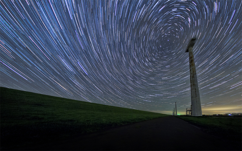 Star Trails - Canon EOS 60D<br />