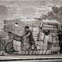 Pakjesdrager
