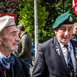 Onze Bevrijders, laten we hen nooit vergeten.