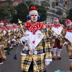 Carnaval Santa Cruz