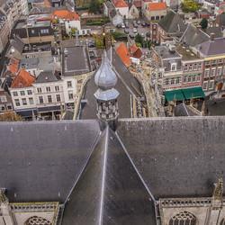 Uitzicht over Breda