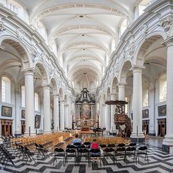 Sint Walburgakerk in Brugge