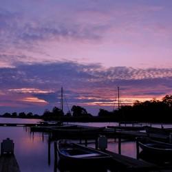 Leekstermeer Sunrise