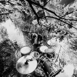 Water drums #6