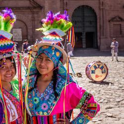 Sunday Parade Cusco
