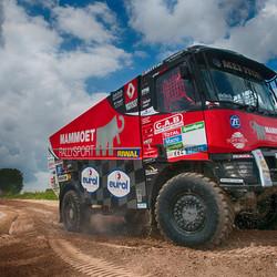 Renault Dakar Mammoet