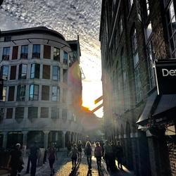 London sun