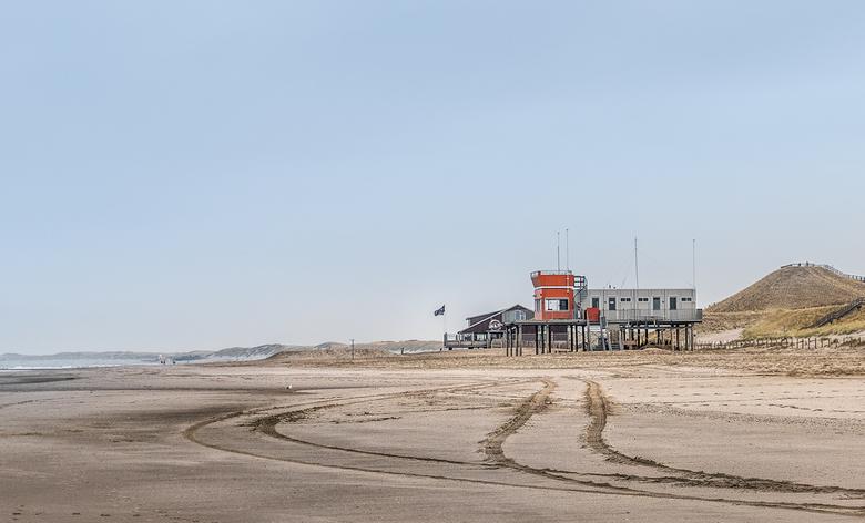 Strand - Nu nog rustig en verlaten