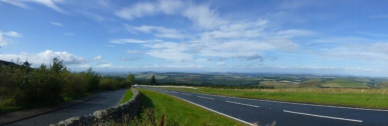 Scottish Borders - De Scottish Borders worden vaak kortweg aangeduid als de Borders. Het Engelse woord 'border' betekent 'grens';