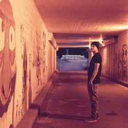 Tunnel visie