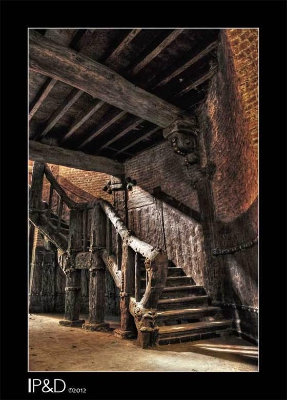 Abandoned Bowling Mill - Een oude molen die gebruikt werd als bowling centrum. Nu verlaten en vervallen, maar dat levert voor mij weer mooi beeldmater