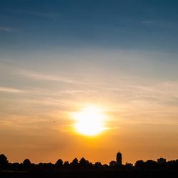 Skyline van Enschede