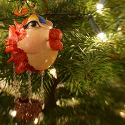 Kerstvis