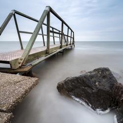 Aan de Zuiderzee kust...