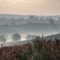 Beautiful morning over Posbank