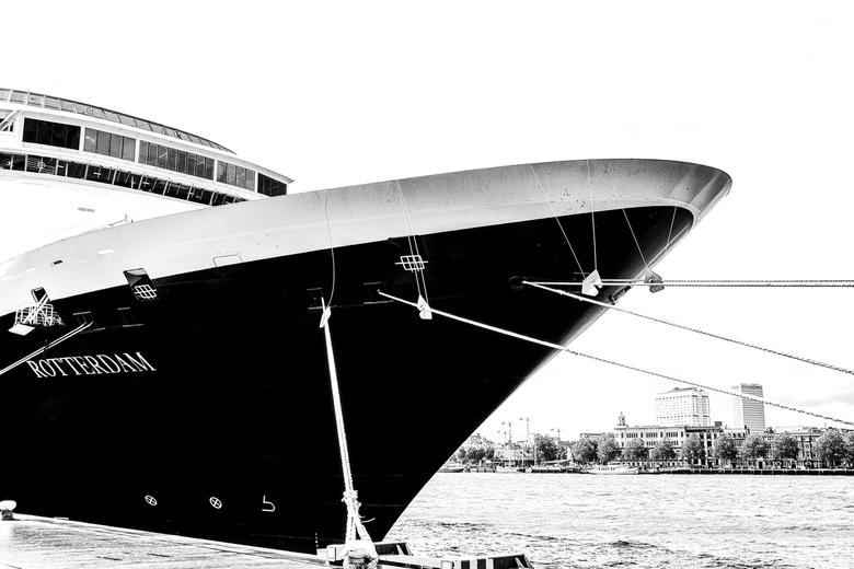 67DEBD04-833C-4915-A24C-C4EC4082257A - The Rotterdam cruise ship<br /> Holland Amerika Line