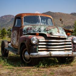 1951 3/4 truck Chevy