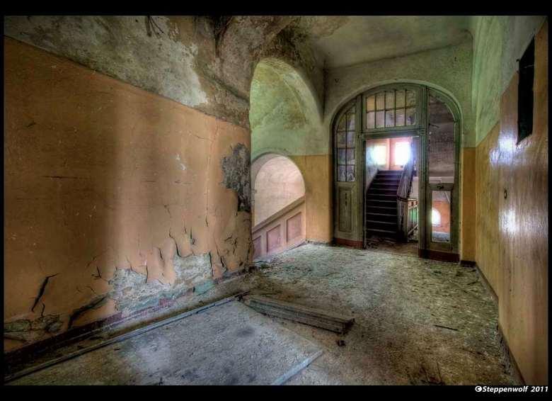 Sanatorium T. VII - Verlaten militair sanatorium ergens in het oosten van Duitsland...