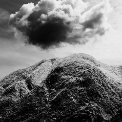 Cloud vs Mountain