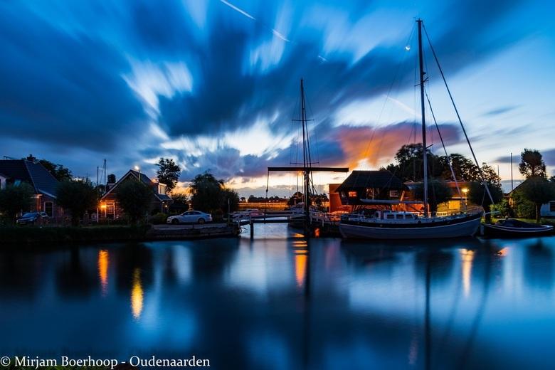 Early morning in Schoorldam