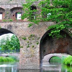 oude stadsmuur Zutphen