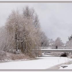 Walking in a winter wonder land...