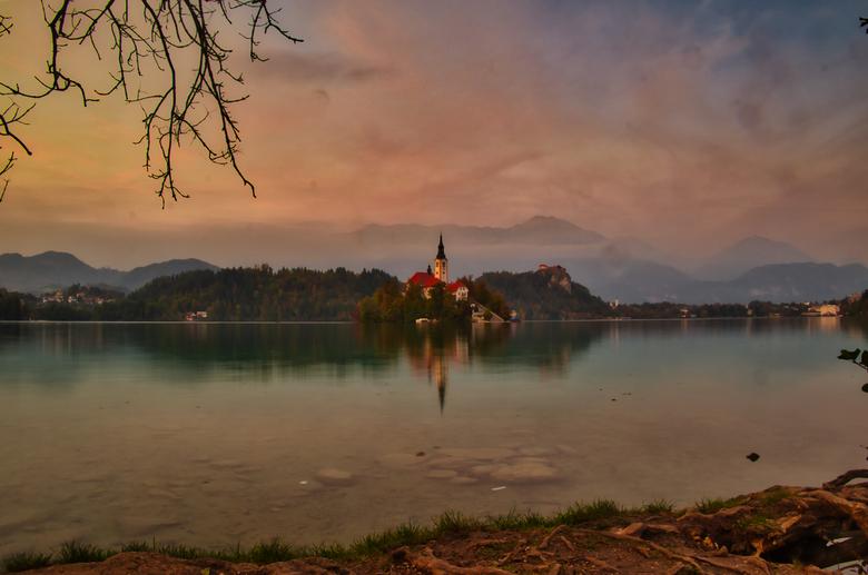Lake bled -