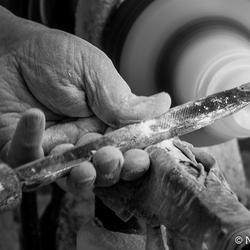 Working hands (albast)