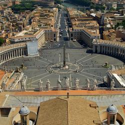 Rome St.Pietersplein