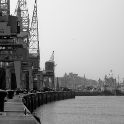 Antwerpen Haven nabij centrum