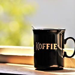 Koffiemomentje..