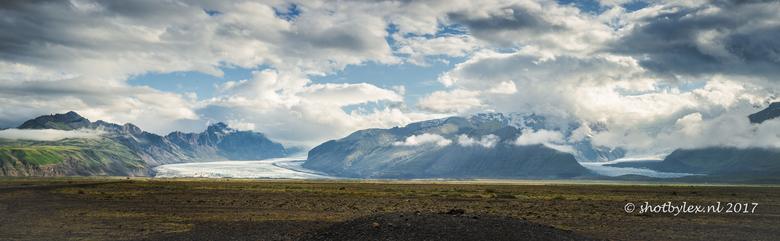 Skaftafell - Skaftafell en omgeving aan de zuidkust van IJsland