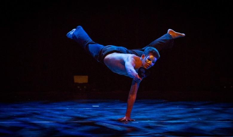 Dansoptreden Jazz - Dance Action dansoptreden Leuven (België)