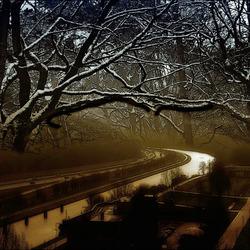 zo ziet de winter..............