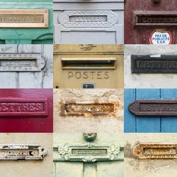 Tu postes des lettres