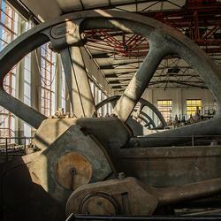 Dortmund: Industriedenkmal Kokerei Hansa (Duitsland)