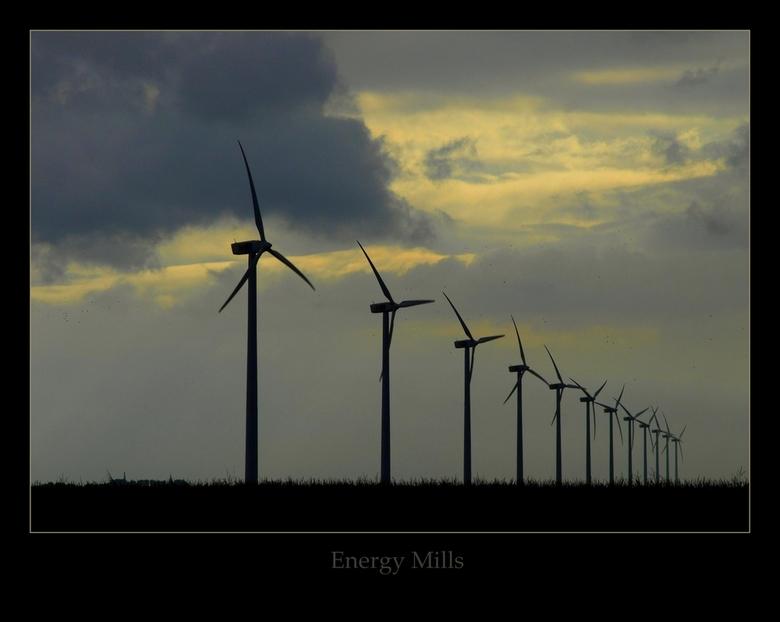 Energy Mills... - <br /> <br /> <br /> In de buurt van Schagen.<br /> <br /> ThanX voor de reactie&#039;s op &quot;Red Eyes&quot;<br /> <br />