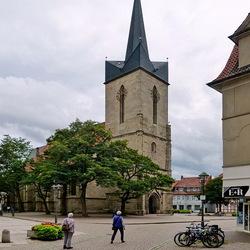 De St. Servatiuskerk (1370)