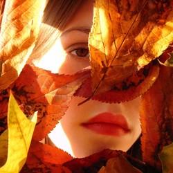 Herfst-Portret