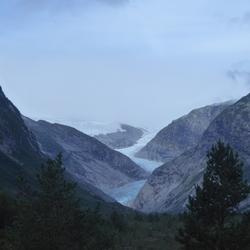 Nigardsbreen Noorwegen