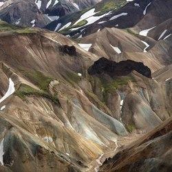 IJsland kleur
