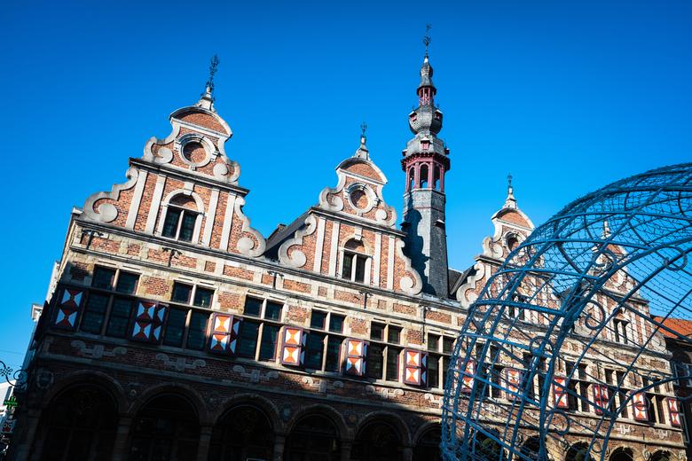 Aalst - Borse van Amsterdam -