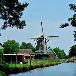 Korenmolen Ceres Broekerhaven
