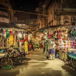 Markt Ahmedabad India