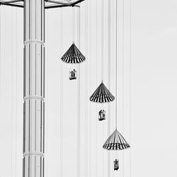 The parachute drop tower