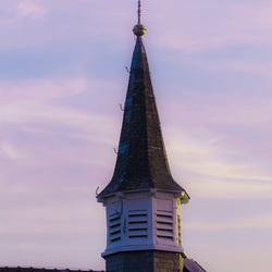 Kerktorentje H.H. Dionysius en Odilia  Sweikhuizen