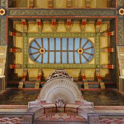 Decoratief plafond