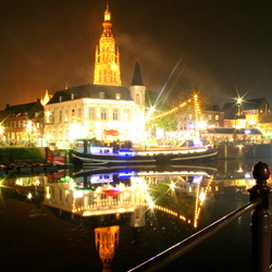 Breda by night