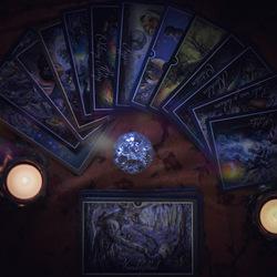 Wat staat er in de kaarten