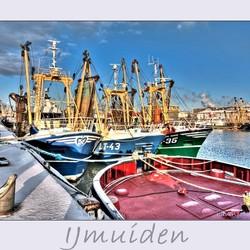 IJmuiden, kotters